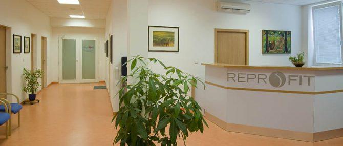 Reprofit entrance
