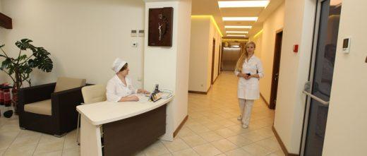 Genesis Dnepr facilities reception
