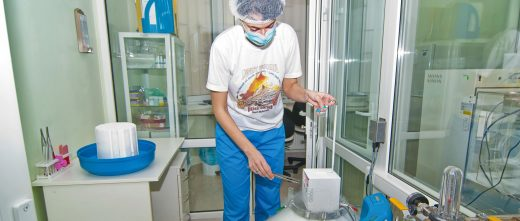 LADA reproductive center cryopreservation