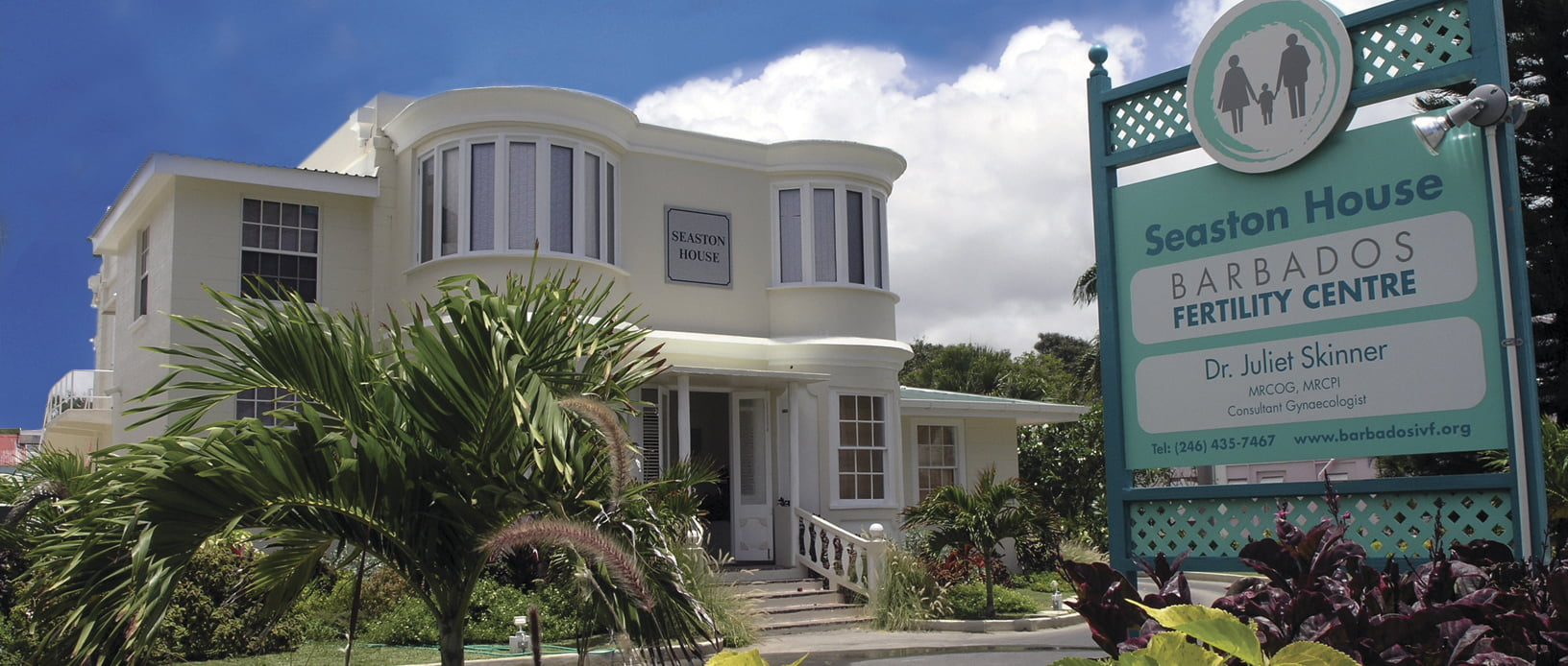 Barbados Fertility Centre Seaston House