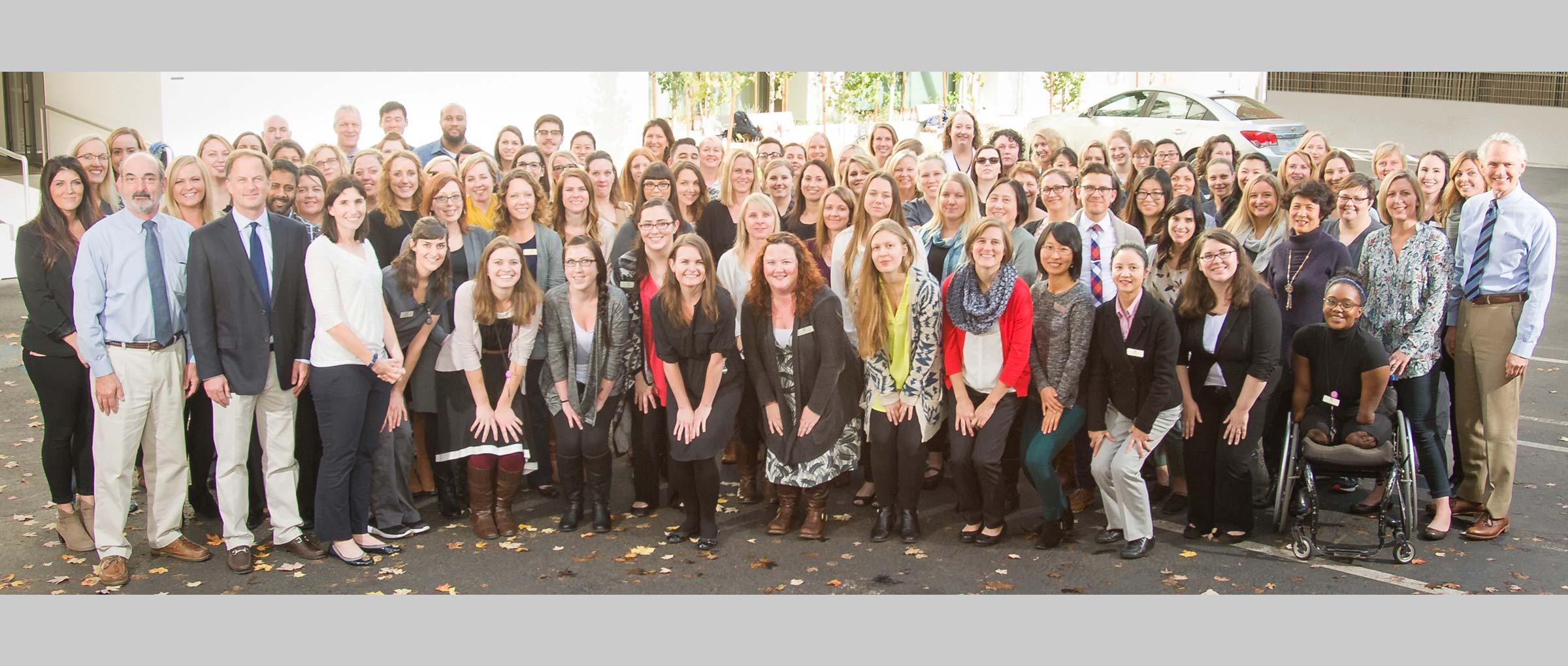 Team of Oregon Reproductive Medicine