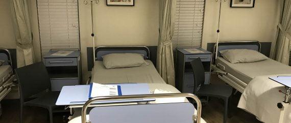 Aevitas clinic rooms