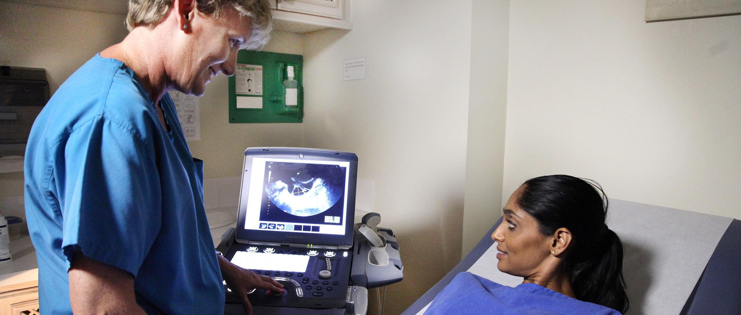 Barbados Fertility Centre gynecological consultation