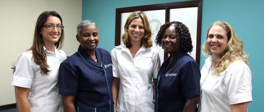 Barbados Fertility Centre medical team