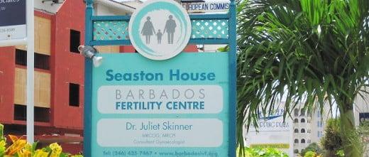 Barbados Fertility Centre outside views