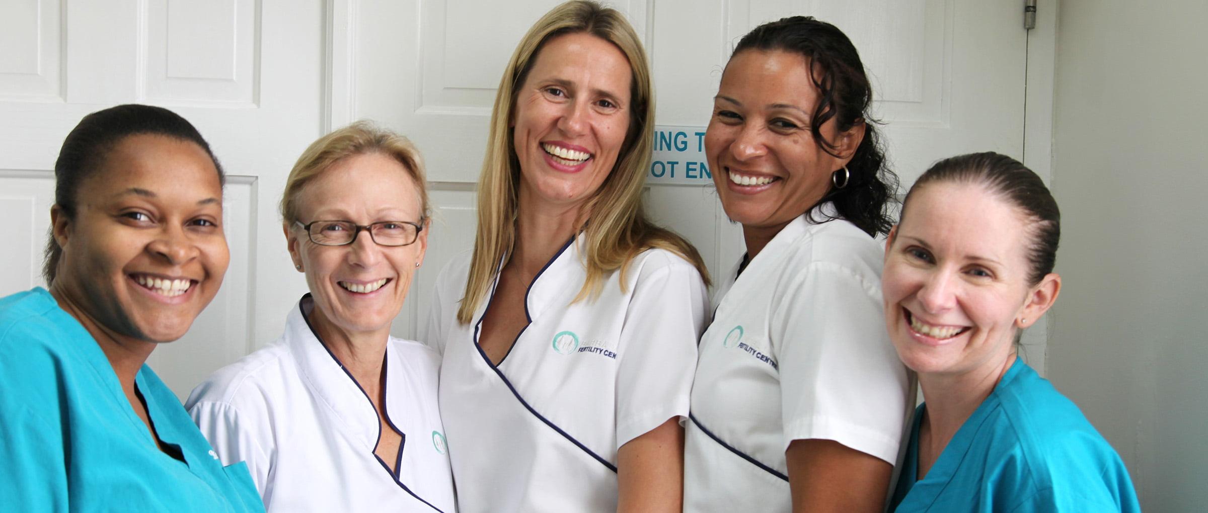 Barbados Fertility Centre team