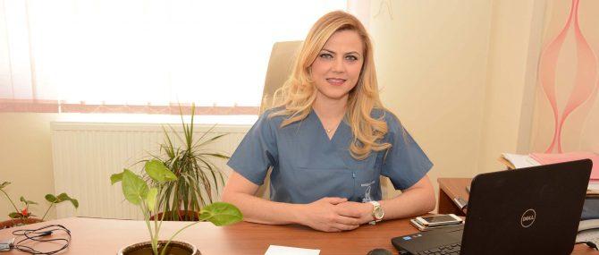 Dogus IVF Center Embryologist Fatma Tertemiz