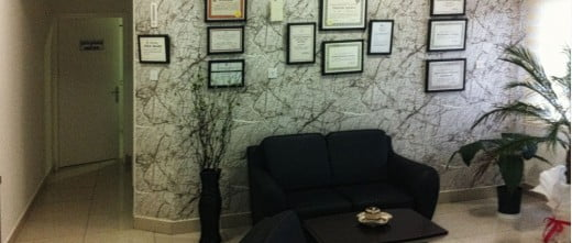 Dogus IVF Cyprus waiting area