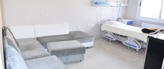 Dogus IVF rooms