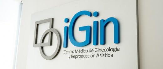 iGin logo
