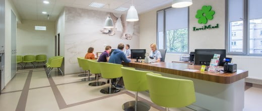 InviMed facilities