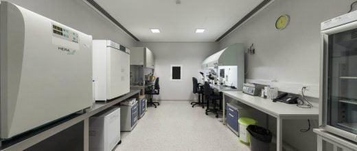 Ferticentro laboratory