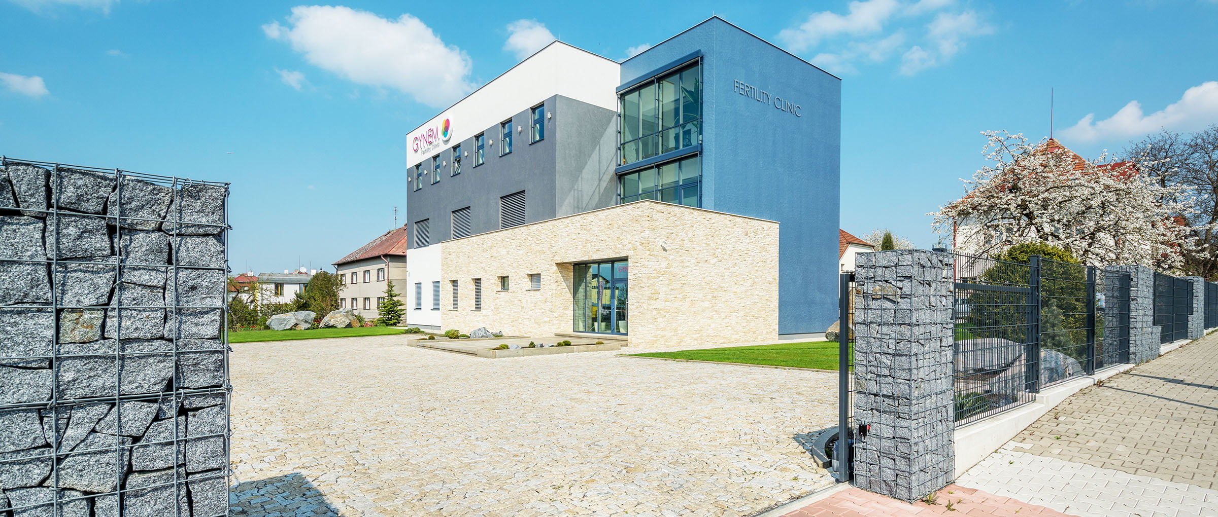 Gynem fertility clinic Czech Republic