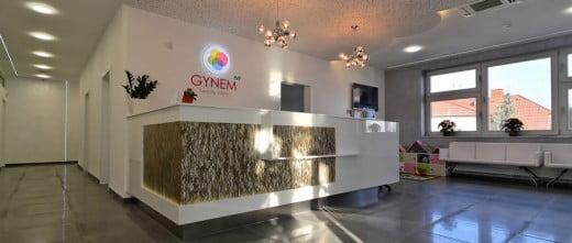 Gynem main entrance