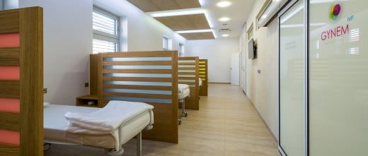 Gynem rest area post treatment