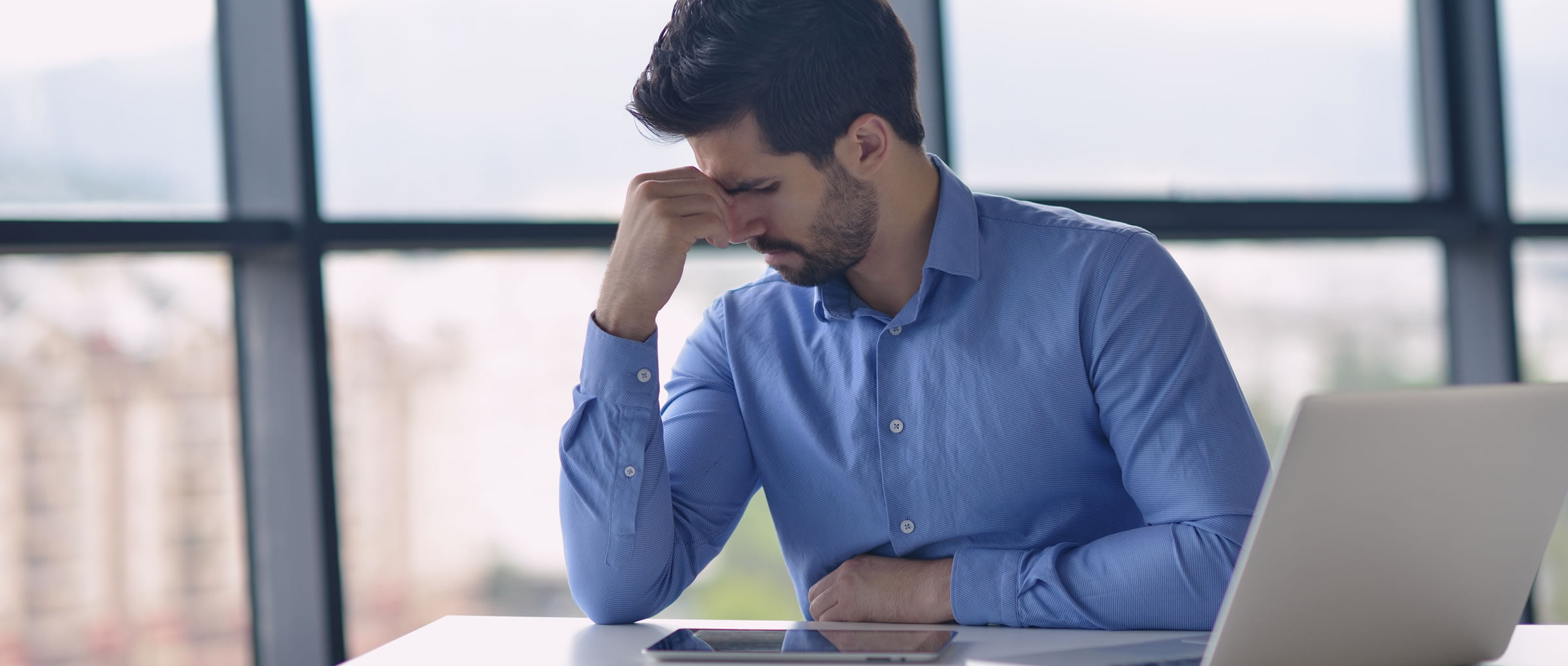 Is Stress Linked To Male Infertility?