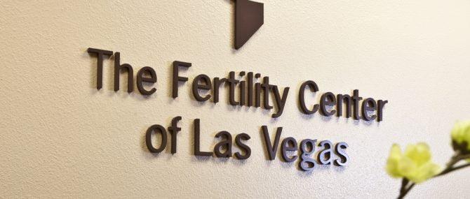 The Fertility Center of Las Vegas lobby