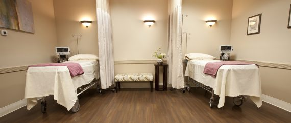 The Fertility Center of Las Vegas recovery room