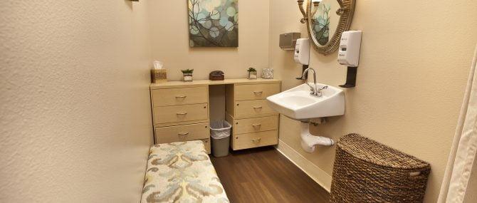 The Fertility Center of Las Vegas room