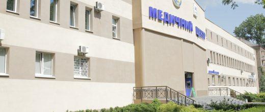 Medbud building, Kiev