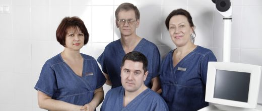 Human Reproduction Problems Clinic team