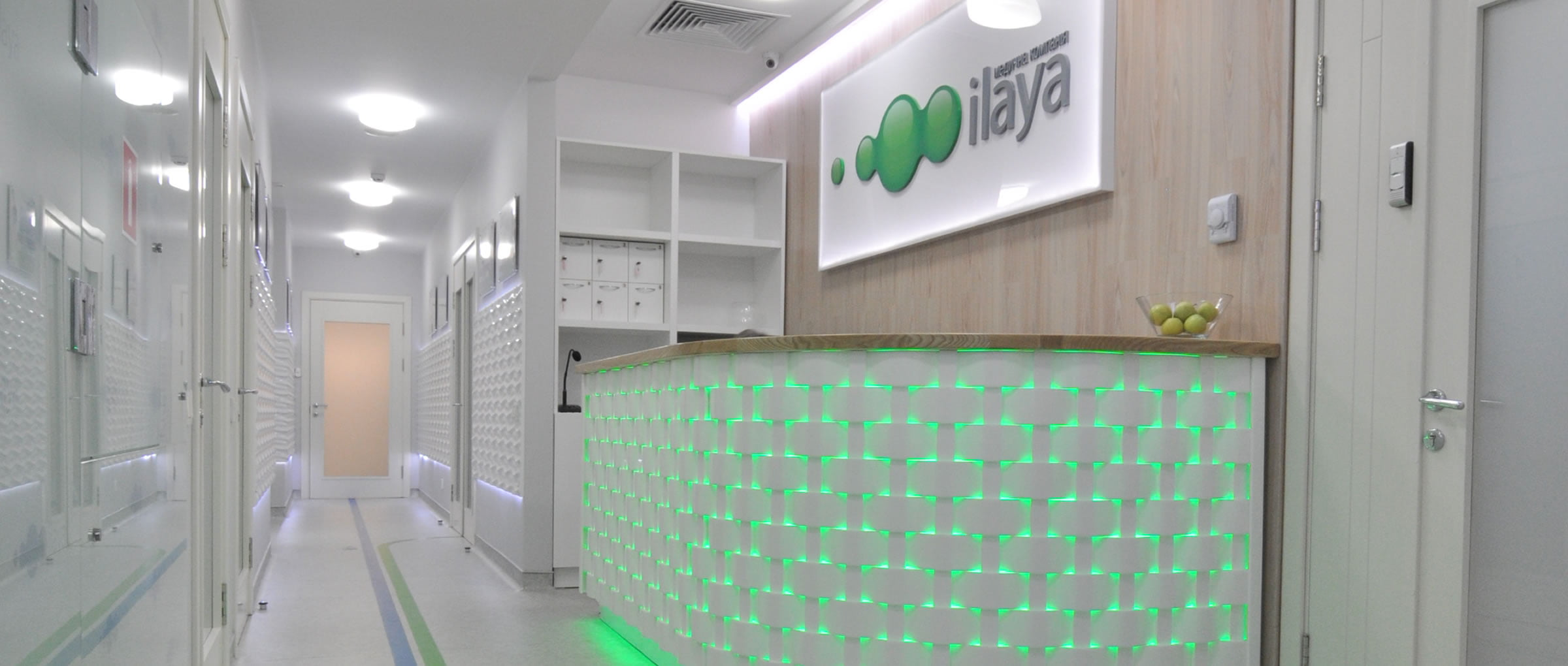 ilaya reception