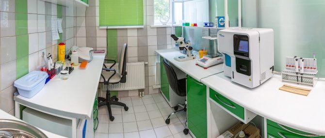 Next Generation clinic laboratory