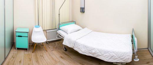 Next Generation Clinic rest area
