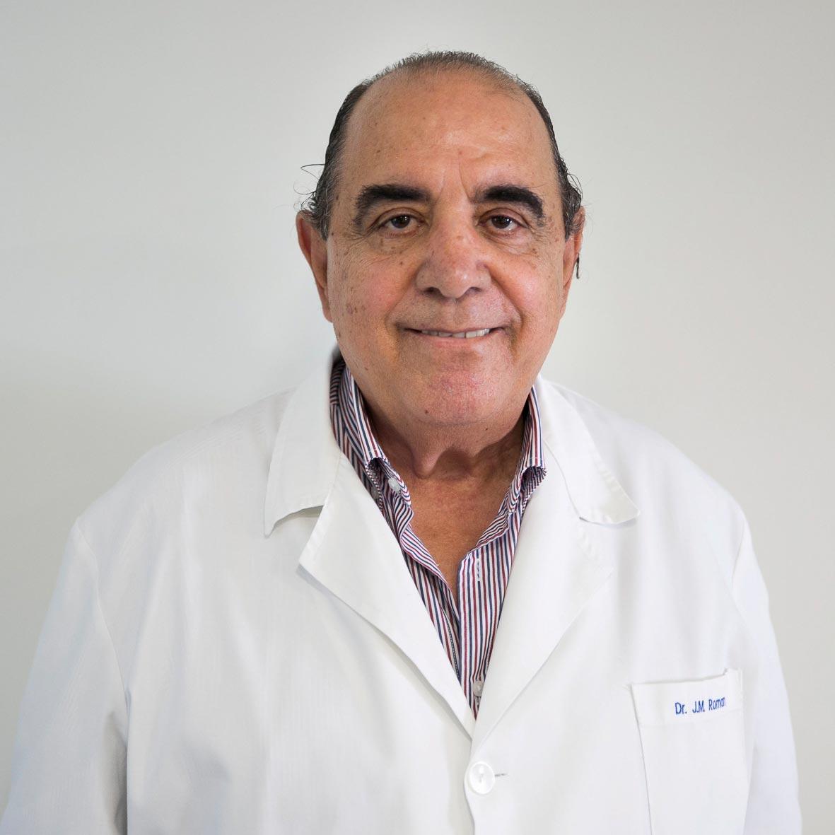 Dr. José María de Román Santamaría