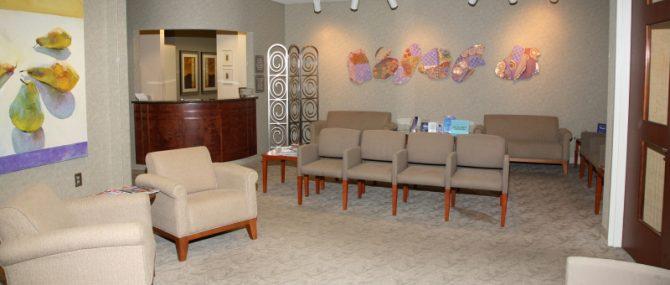 GRS Reception Area