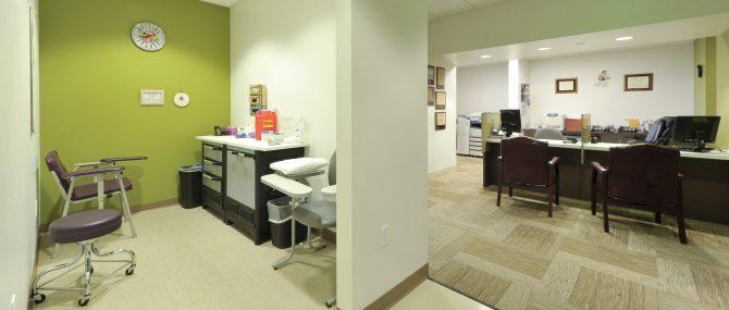 Coastal Fertility doctor's office