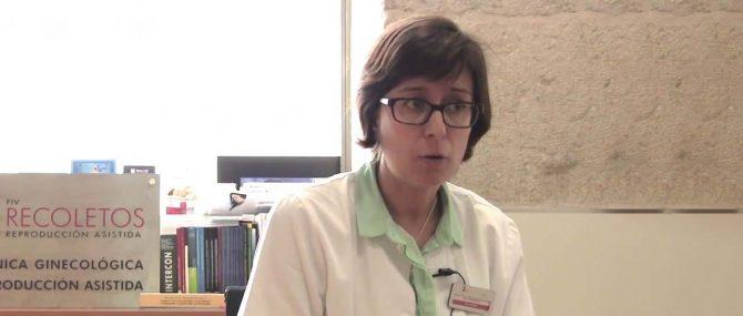 Imagen: Dr Ana Hernández compensation