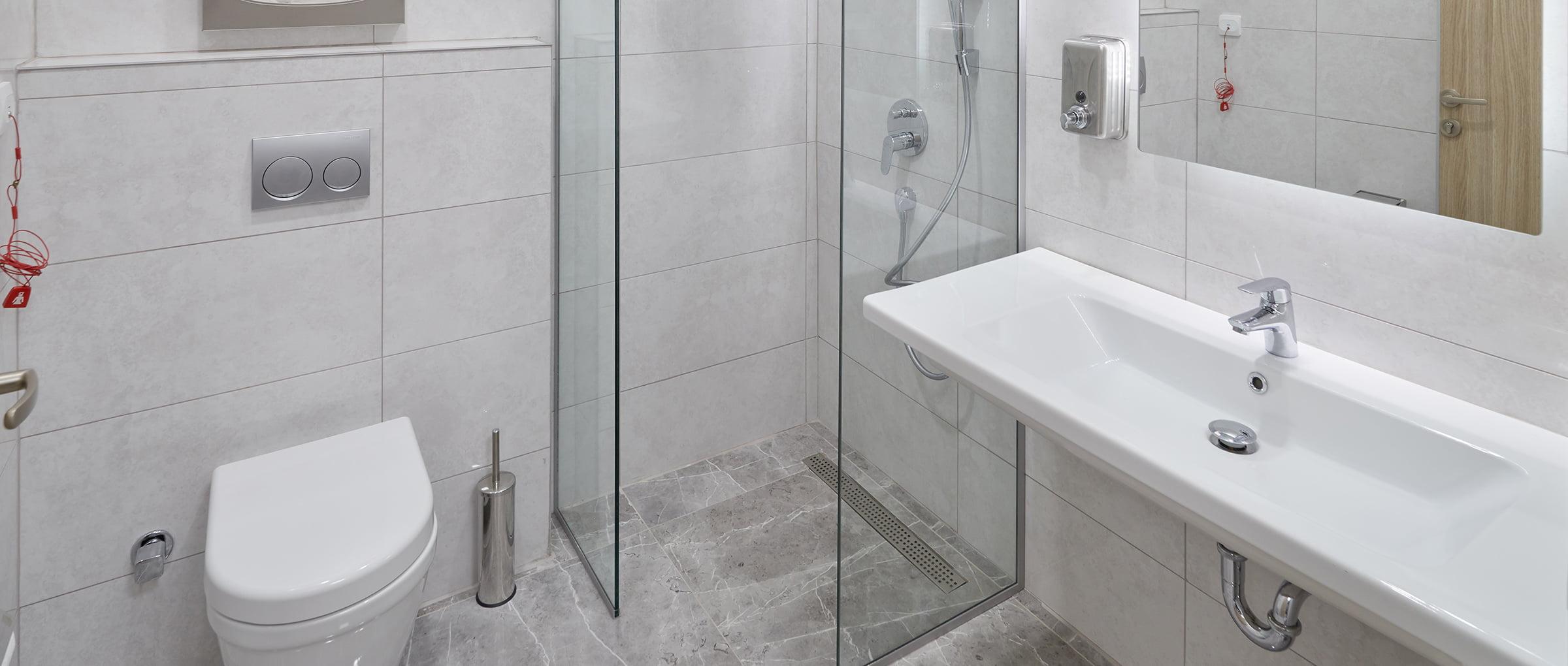 Dunya IVF bathroom