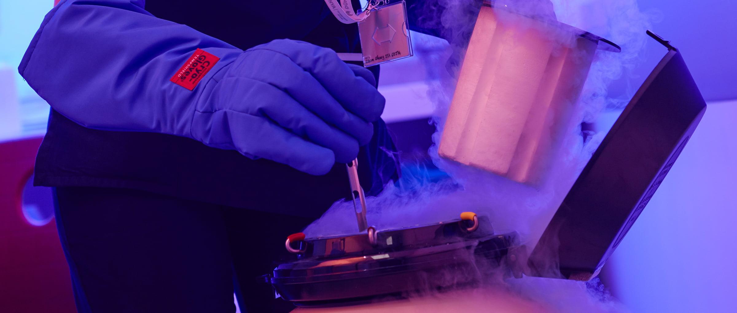Dunya IVF cryopreservation