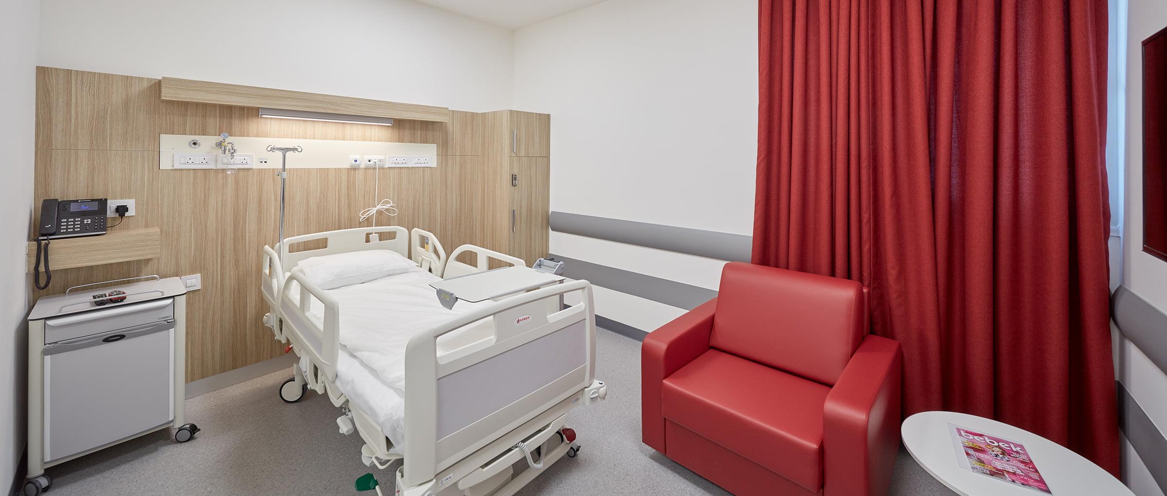 Dunya IVF rooms