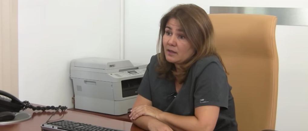 Dr Silvia Jiménez (Senior Embryologist)