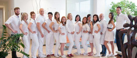 IVF Cube team members
