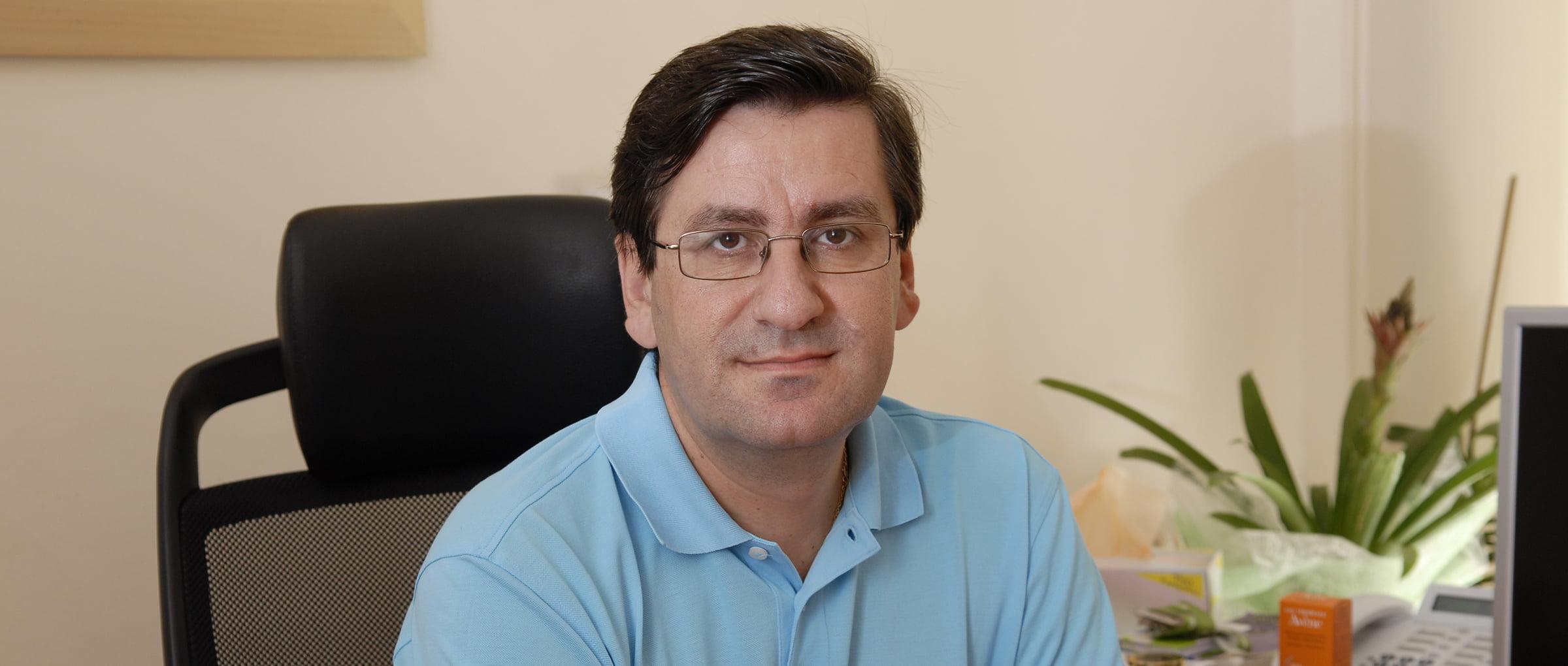 Dr Antonis Sokratous