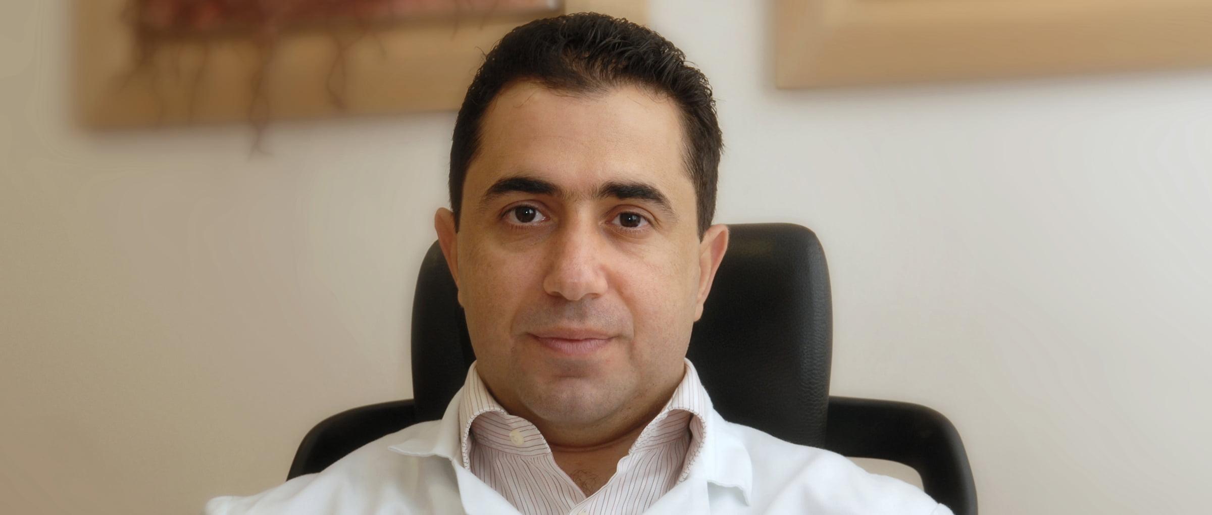 Dr Nicos Zottis