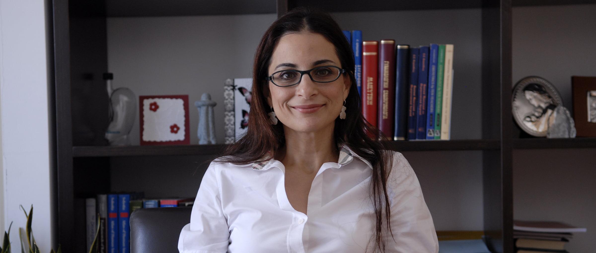Dr Sofia Frakala