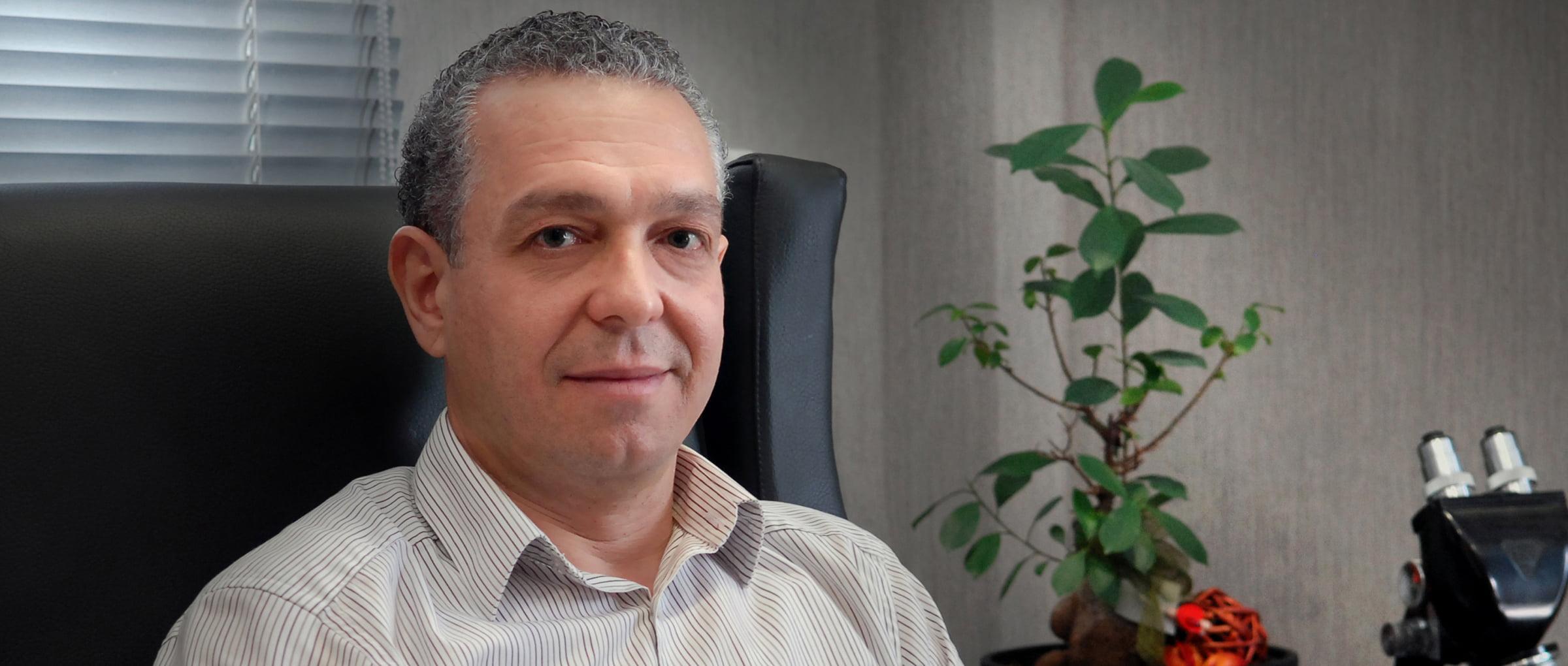 Dr Stelios Tsangarides