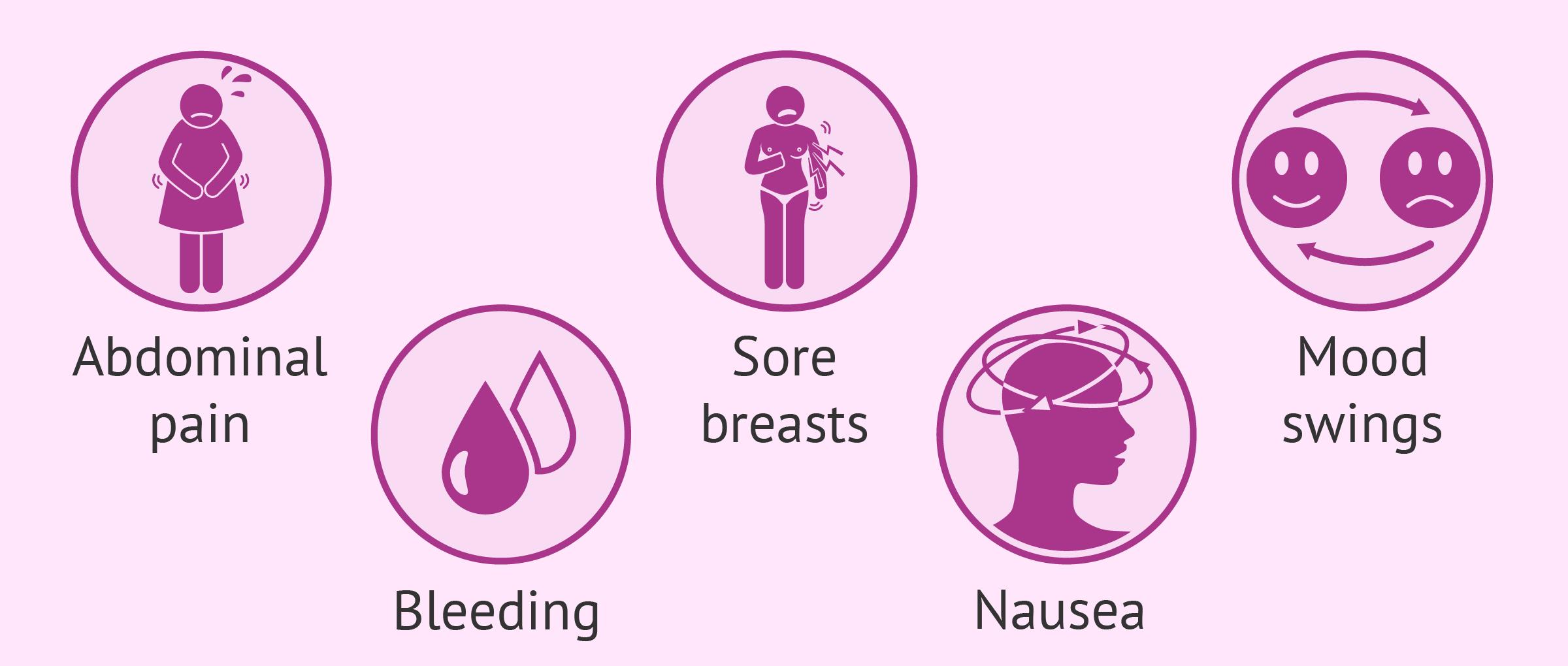 First week pregnancy symptoms