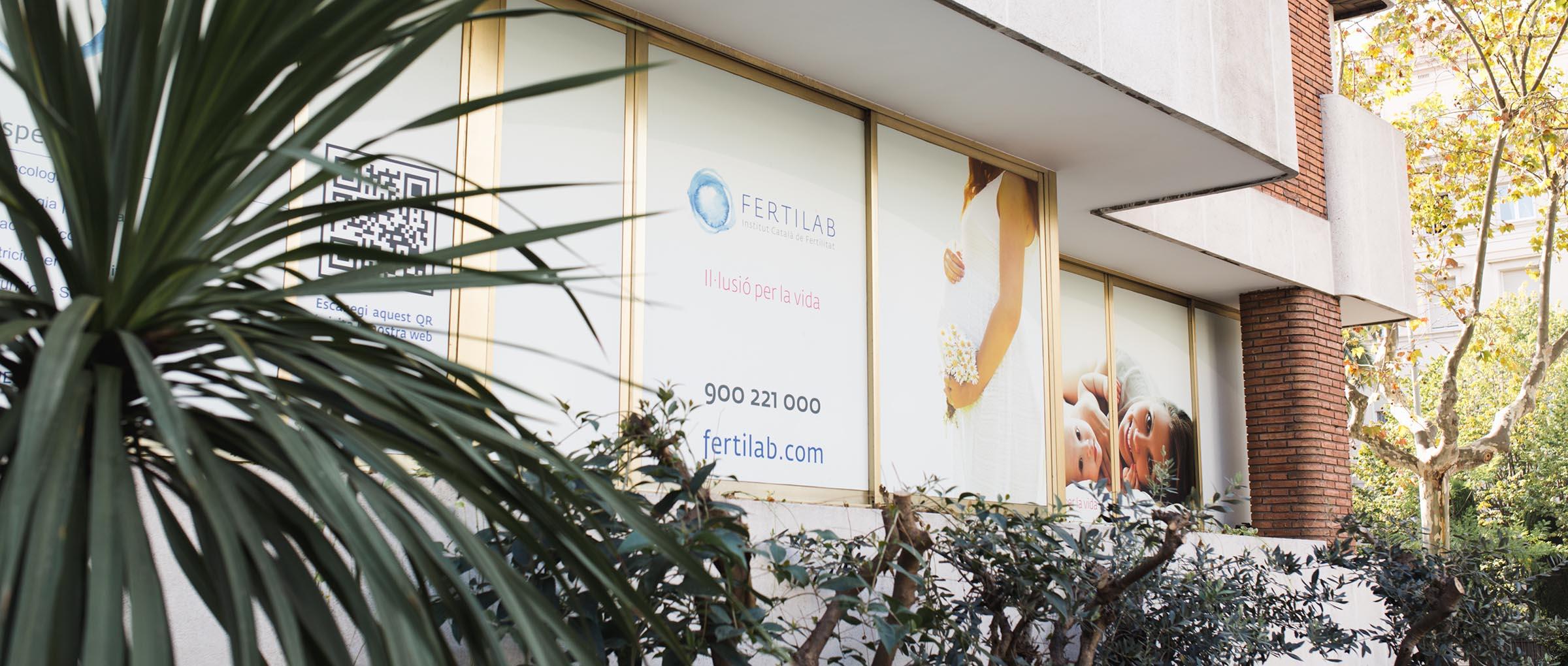 Fertilab building