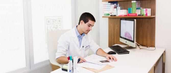 Fertilab medical consultation