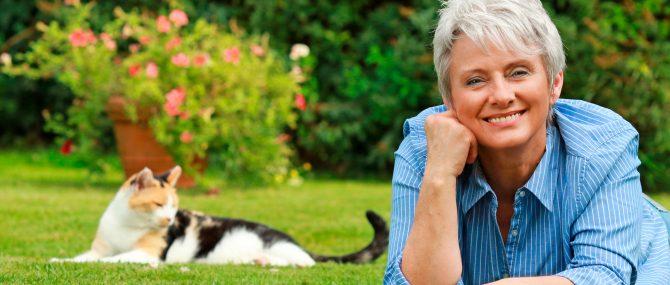 Beginning of menopause