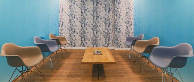Imagen: Waiting room at Reproducción Bilbao