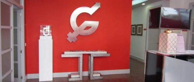 ginemed reception desk
