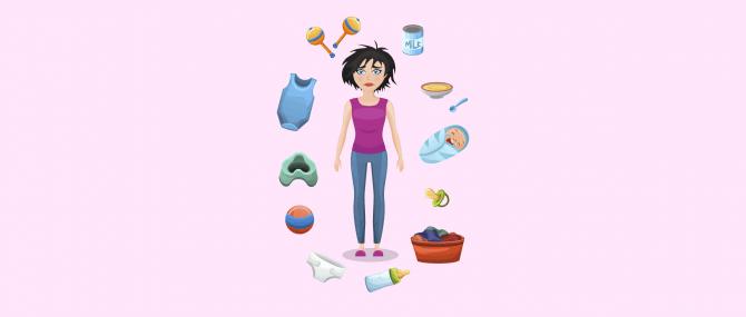 Do I Have Postpartum Depression? – Common Symptoms & Treatment