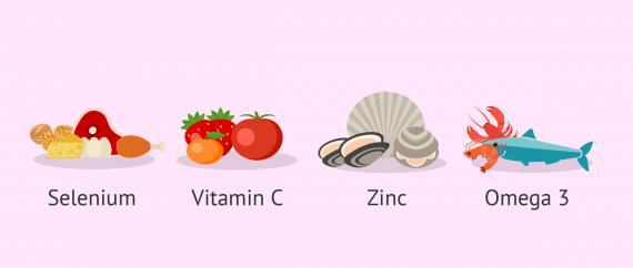 Teratozoospermia treatment diet