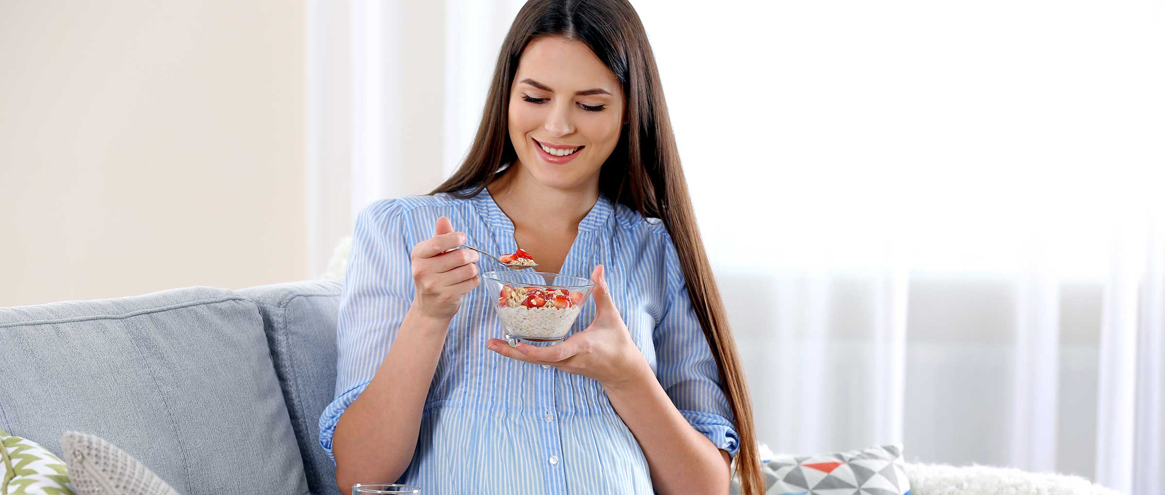 Recommended foods during pregnancy
